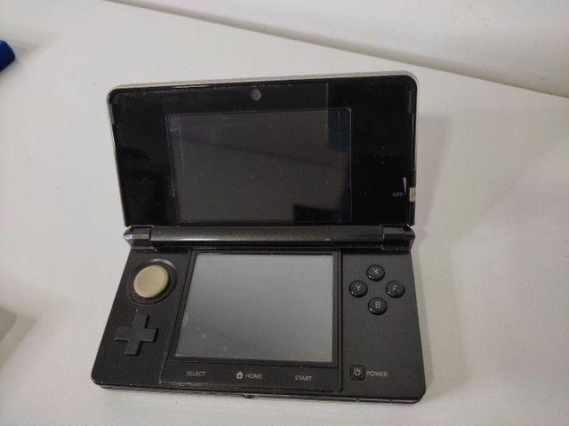 Nintendo 3ds + jogos - Foto 2