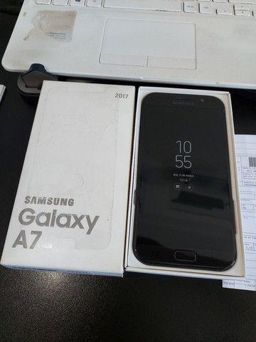Samsung A7 2017 32gb - Foto 3