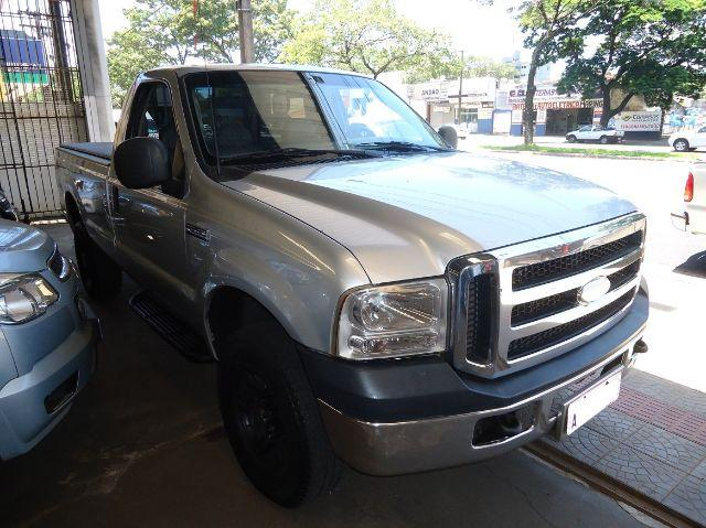 F-250 XLT 3.9 4X4 CABINE SIMPLES