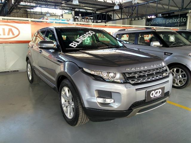 Evoque Pure 2013 Blindada