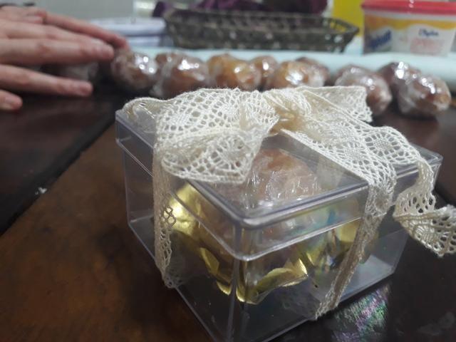 Encomenda de doces