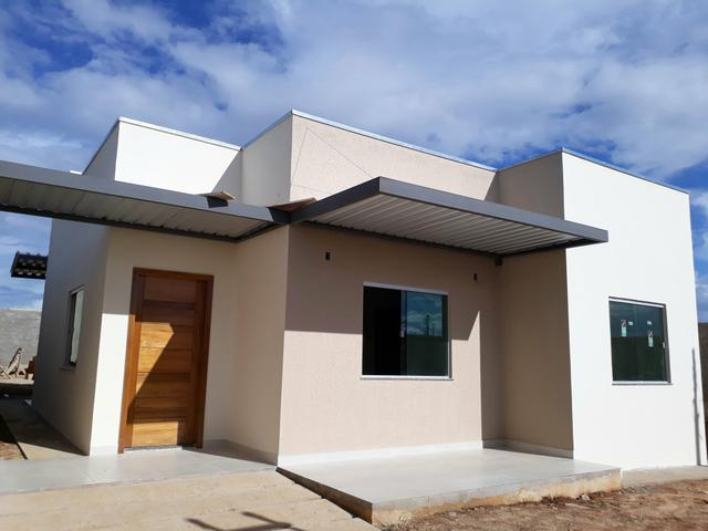 Vende-se Linda casa (Financiável)