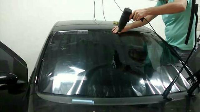 Insulfilm envelopamento de carro