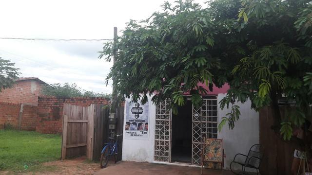Vende-se casa em Guajará-Mirim ou troco por uma em Porto-Velho