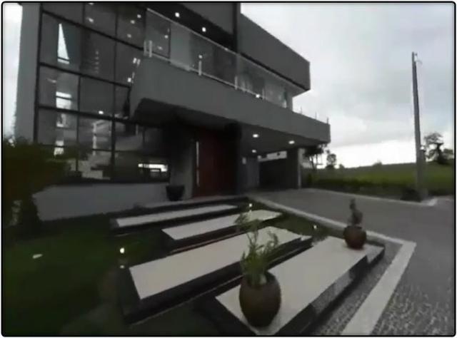 Sobrado 6 Quartos, 360 m², mobiliado no Condomínio Mirante do Lago