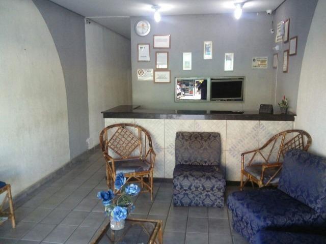 Ponto de hotel no centro de Goiânia