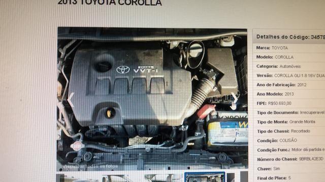 Motor Corolla - Foto 5