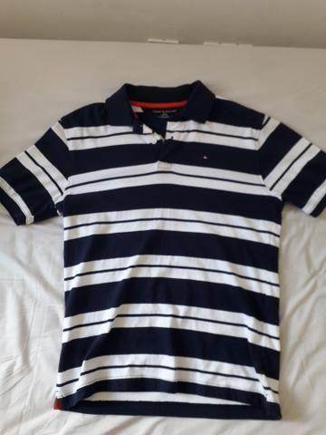 e833833ae9 Blusa polo Tommy Hilfiger 12-14 anos - Roupas e calçados - Liberdade ...