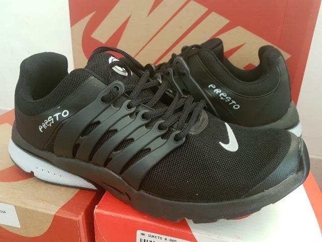 e67e5107a34 Tenis nike presto - Roupas e calçados - Itapuã