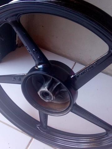Roda Traseira Yamaha Fazer 150 e factor 125 original