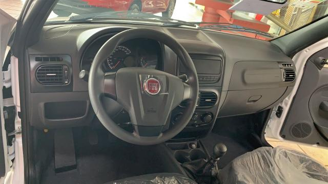 FIAT STRADA 2019/2020 1.4 MPI HARD WORKING CD 8V FLEX 3P MANUAL - Foto 11