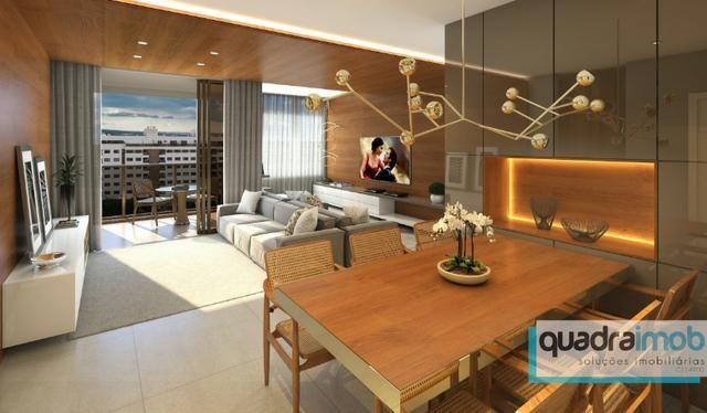 Apartamento 02 Quartos C/ Suíte - 02 Vagas - Andar Alto - Raridade