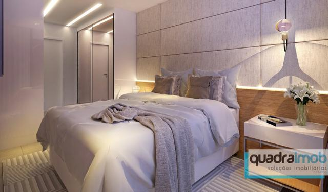 Apartamento 03 Quartos C/ Suíte - Canto - 02 Vagas + Depósito - 1ª Tabela - Foto 18