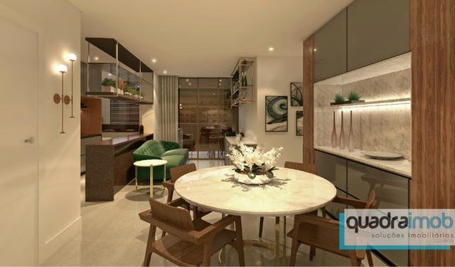 Apartamento 03 Quartos C/ 01 Suíte - 02 Vagas + Depósito - Noroeste - Foto 8