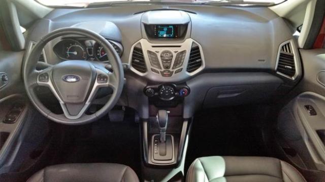 Ford EcoSport 1.6 16V Flex 4P Automática - Foto 5