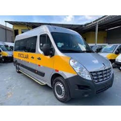 Renault Master escolar