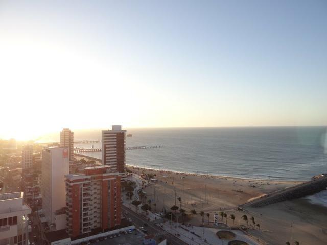 Apartamento disponivel por Temporada na Praia de Iracema Fortaleza Ce. Vista 100% mar - Foto 17