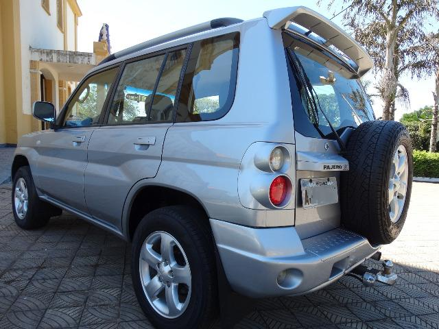 Mitsubishi Pajero TR4 2.0FLEX_AUT._4WD_ExtrANovA_LacradAOriginal_RevisadA_Placa A_ - Foto 4