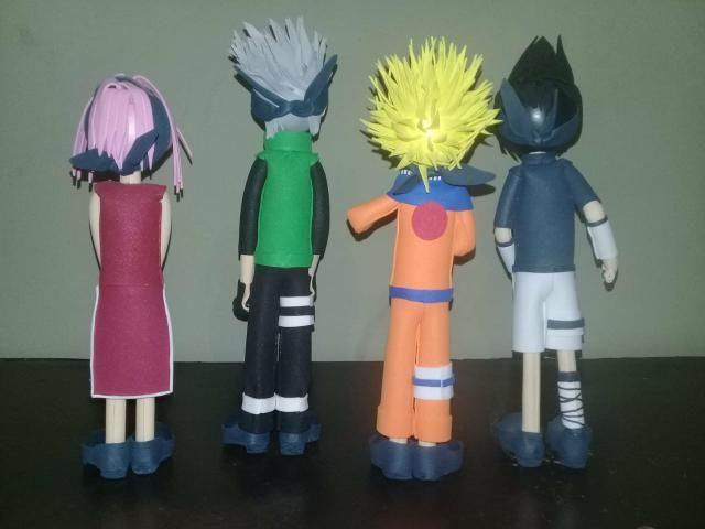 Coleção Naruto - Foto 2