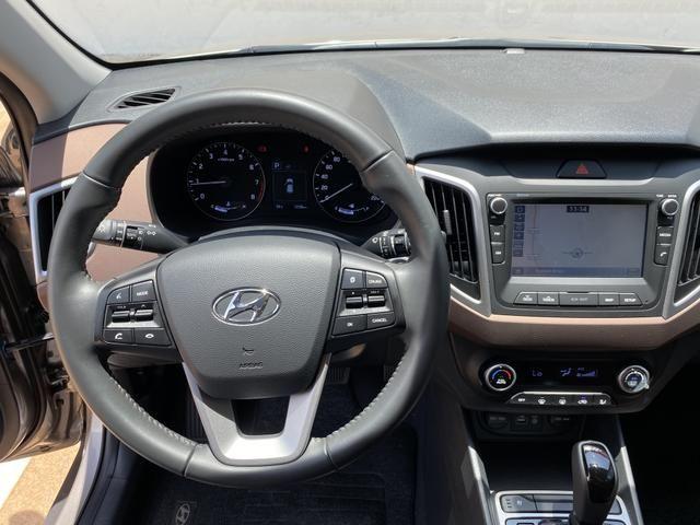 Hyundai Creta Prestige 2.0 apenas 7.500 Km - Foto 8