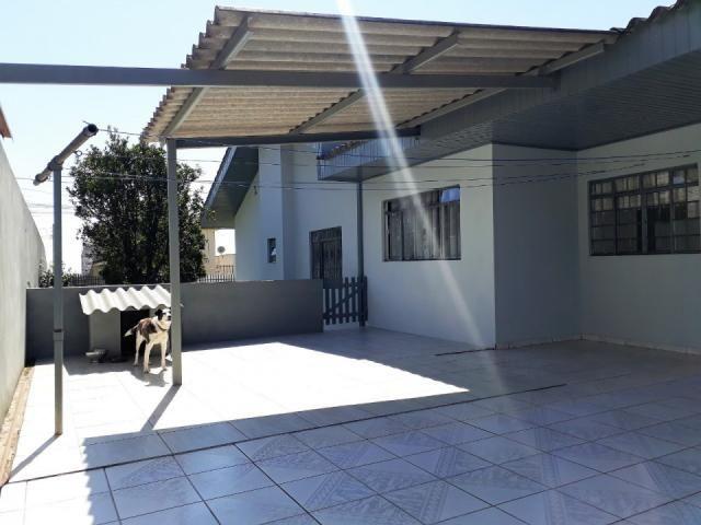 8287   casa à venda com 3 quartos em santa cruz, guarapuava - Foto 6