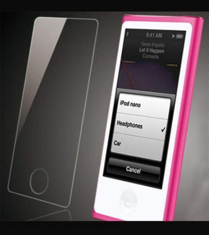 Para iPod Nano 7 Geração - Película de Vidro - Foto 2