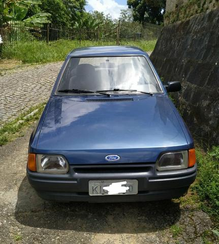 Ford Escort - 24 mil km (o + novo do Brasil)