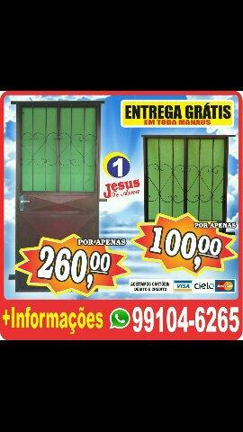 Fabricamos porta e janelas - Foto 2