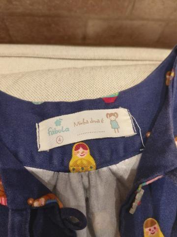 Vestido Matrioska Fábula - Foto 3