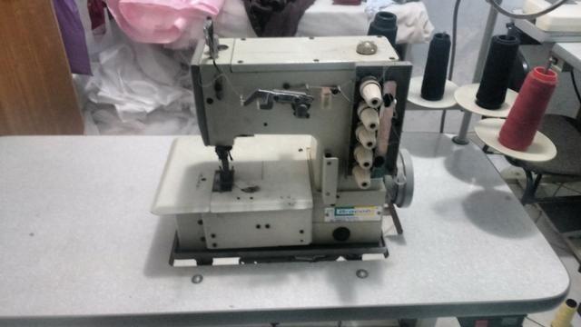 Máquina de Costura Galoneira Bracob Bc-4000-5