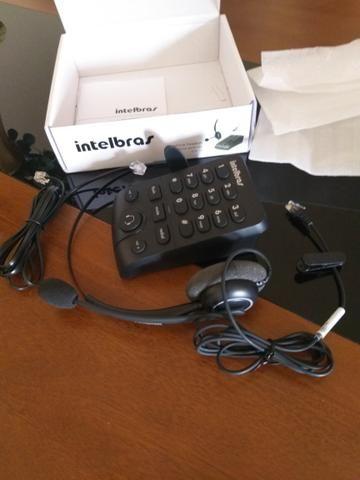 Headset profissional Intelbras - Foto 2