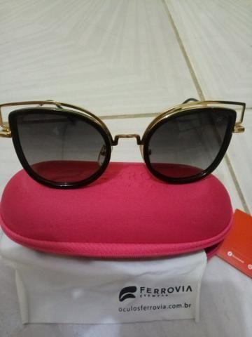 Oculos Ferrovia original - Foto 2