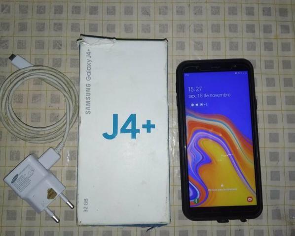Samsung j4 plus 32gb +NOTA FISCAL +1 ANO DE GARANTIA - Foto 3