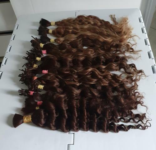 Mega hair ( Implante) E confecçao de nano pele - Foto 6