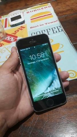 Iphone 5s 16gb bem concervado - Foto 2