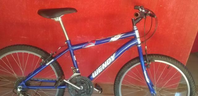 Vendo bicicleta aro 24 - Foto 3