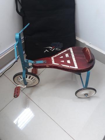 Triciclo Raridade