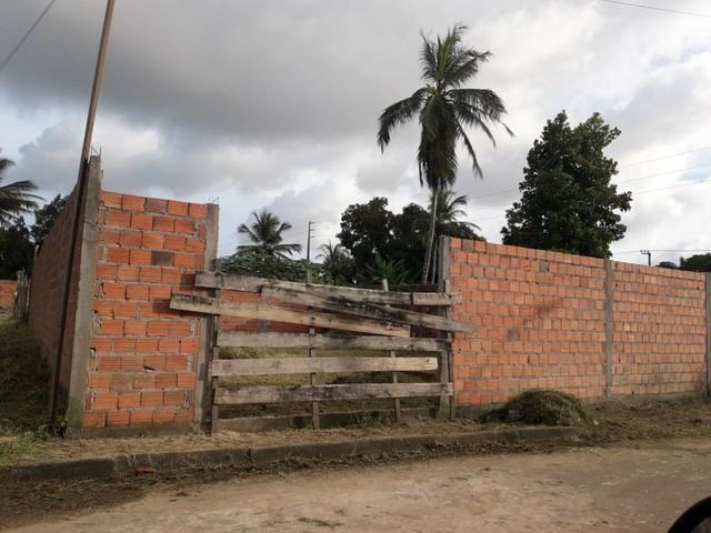 Vendo um terreno murado - Foto 2