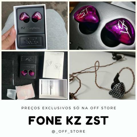 Fones de retorno profissional kz - Foto 3