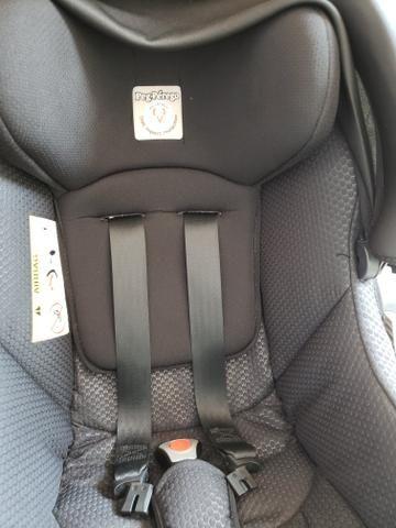 Kit carrinho Peg-Perego switch four + bebê conforto + forro almofadado sob medida - Foto 4