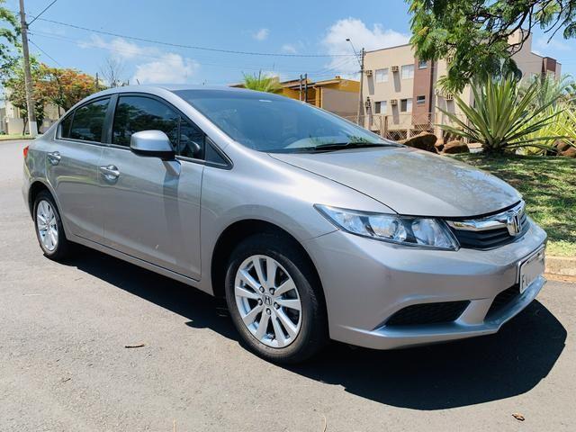 Honda Civic LXS 2015 Automático - Única Dona - Abaixo da Tabela