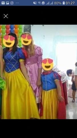 Vestidos temáticos - Foto 2