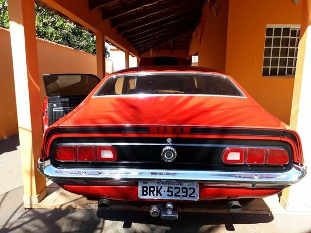 Maverick V8 GT caracterizado - Foto 3