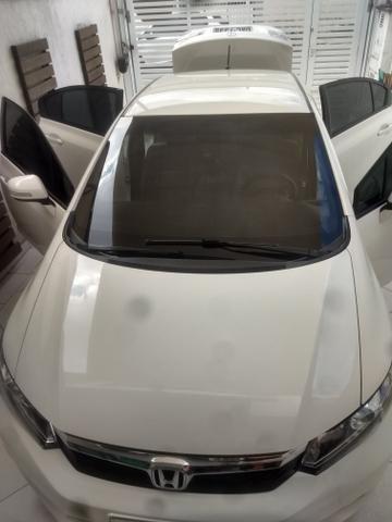 Honda Civic 2013 lxl automático - Foto 5