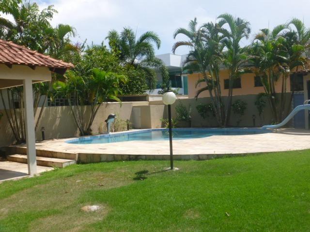 Itapuranga 3, Mansão piscina edicula churasqueira Ponta Negra