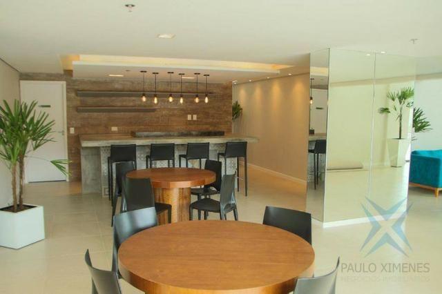 Apartamento de Luxo Novo na Maraponga Com 03 Quartos e Lazer Completo: Paulo Vieira - Foto 5