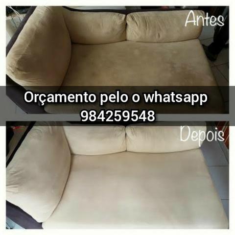 Lavagem de sofás. Colchões em Fortaleza caucaia e região metropolitana