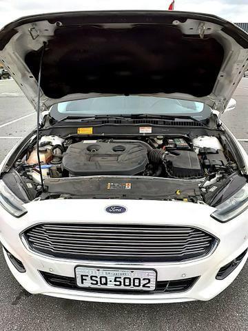 Ford Fusion Titanium/ Negócio com chácara - Foto 3