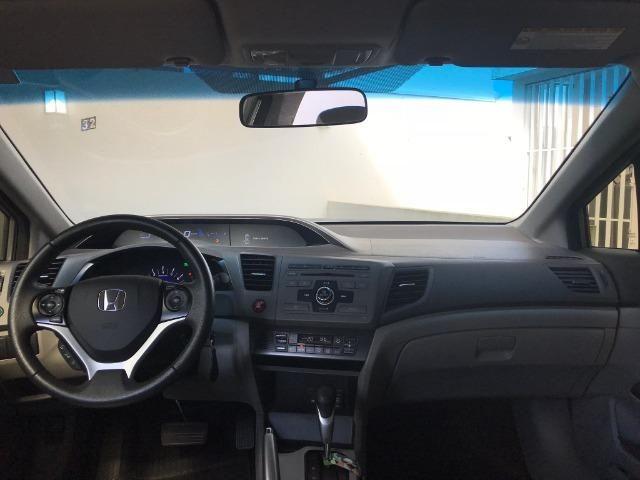 Civic LXR 2.0 Flexone - 2014/2014 - Automático - Abaixo da FIPE - Foto 4