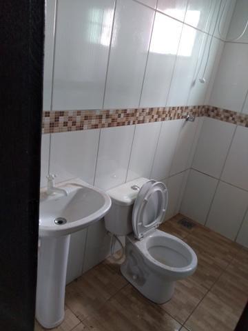 Alugo ótimo apartamento de 2 qts com varanda garagem QN8D riacho fundo 2 - Foto 8